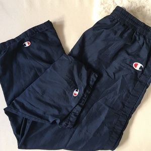 Vintage Champion pants (tearaways)